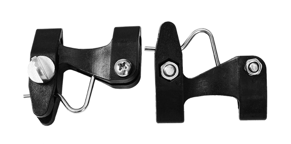 Haines Hunter, Viper Pro Series II Quick Release Adjustable Tension Line Clips (Sold In Pairs)