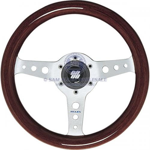 Ultraflex Steering Wheel - Capri Wood Grip