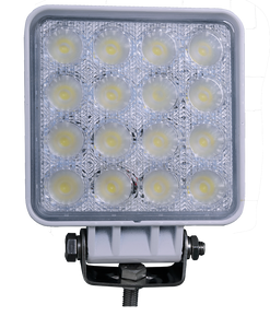 Viper Pro Series 48w Square 16 Led 60 degree Beam Flood Light