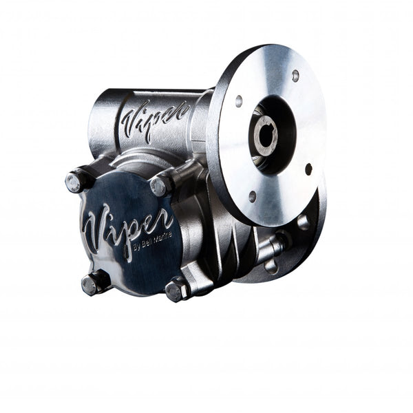 "Haines Hunter, Viper ""S"" Series MICRO 1000 All Stainless Steel Winch Bundle (100m Rope & Chain Kit)"