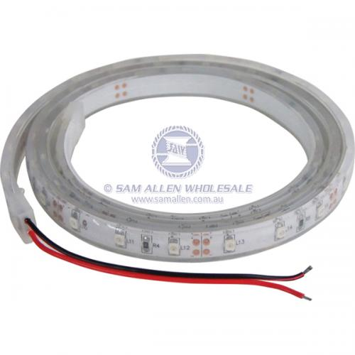 12V LED Flexible Strip Light - Cool White - 1m