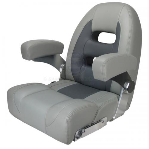 Relaxn Cruiser Series Seat High Back Grey
