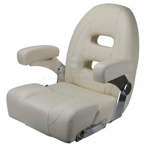 Relaxn Seat - Cruiser Series in Ivory White