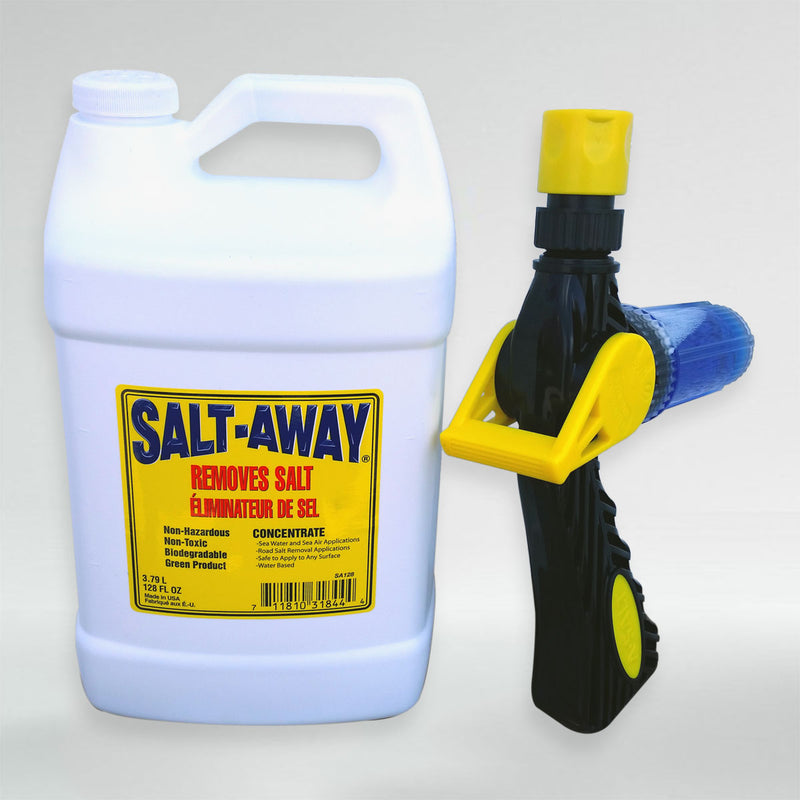 Salt Away 3.8L Starter Kit with A-Salt Mixing Unit