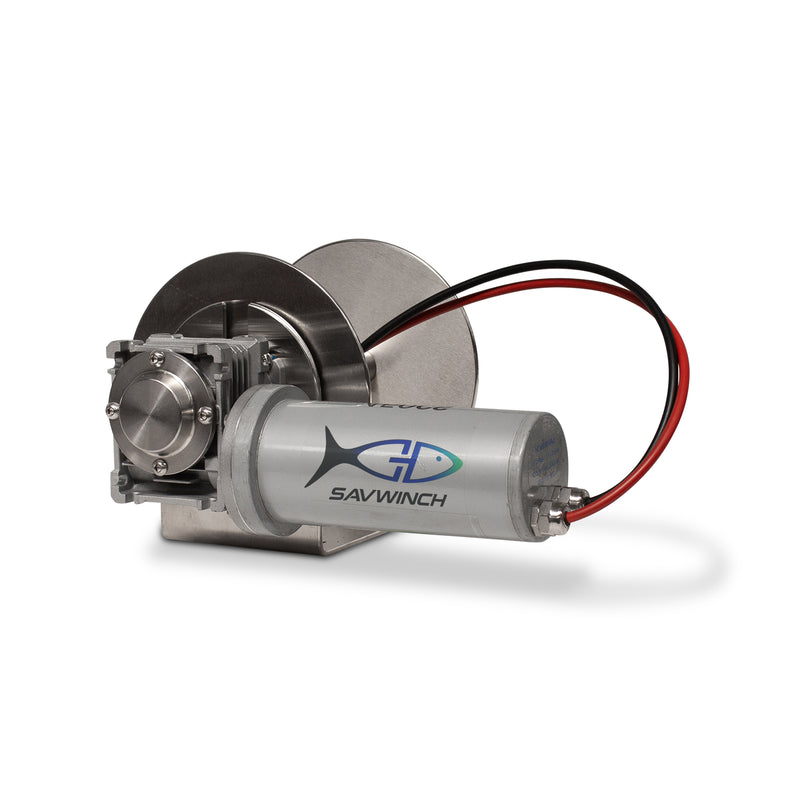 Savwinch 450 CS Drum Anchor Winch