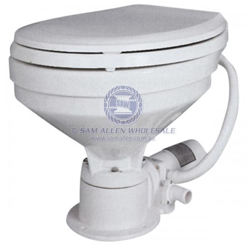 TMC® Standard Electric Toilets with Large Bowl - 12V and 24V