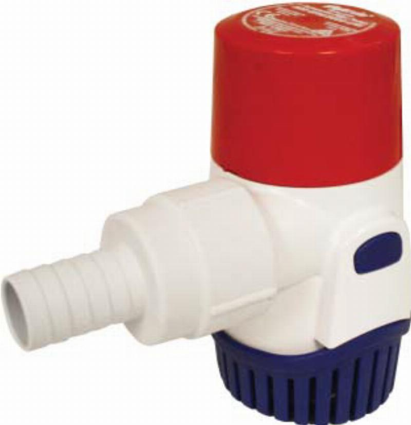 Rule 800 GPH Automatic Bilge Pump - 12V