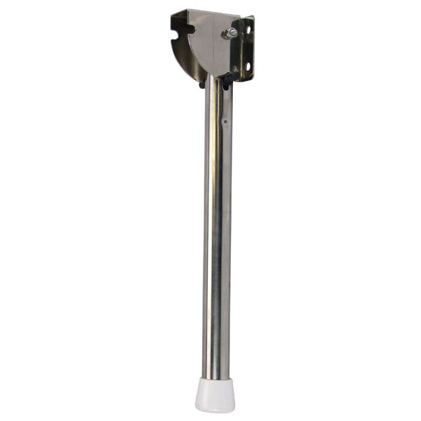 Folding seat leg - Stainless steel