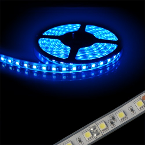 LED Strip Lighting - 5 Metres - Blue