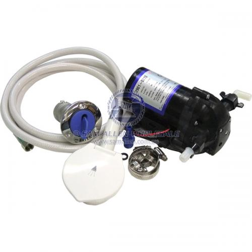 Freshwater Pump Kit (Rigid) - Shurflo