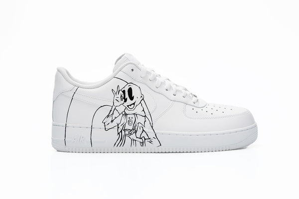 "ÖMANKÖ x Ha-Ha Whore AF1 ""Meridian"""