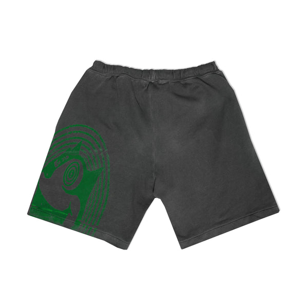 ÖMANKÖ Garment Dyed Shorts