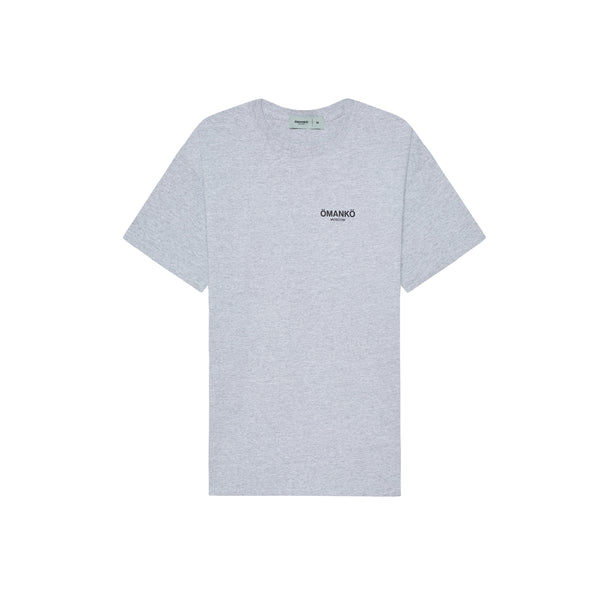 ÖMANKÖ T-Shirt - Grey