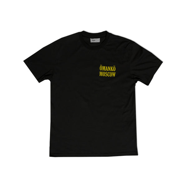 ÖMANKÖ Black T-Shirt