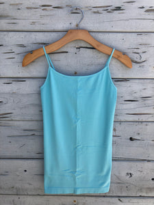 Crush Cami Sky Blue