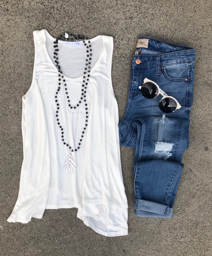 Best Selling Flowy Tank