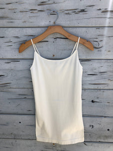 Crush Cami Ivory