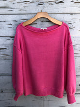 Sweetheart Ultrasoft Pullover Bright Pink