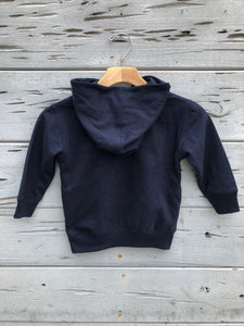 Toddler Pullover Hoodie Navy