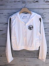 Beach Company Windbreaker White