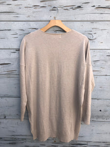 Dreamy Ultrasoft Sweater Mocha Latte