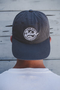 Beach Company Signature Baseball Cap Gray