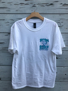 Murph the Surf Tee White