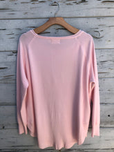 Dreamy Ultra Soft Pullover Tunic Petal Pink