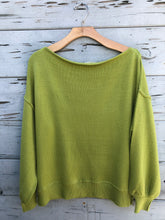 Sweetheart Ultrasoft Pullover Lime