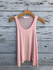 Best Selling Flowy Tank Blush