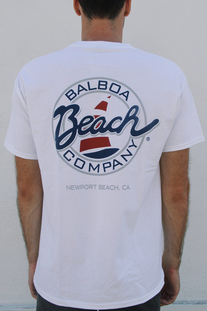 Beach Co. Logo Tee