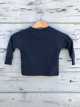 Longsleeve Toddler Tee Navy
