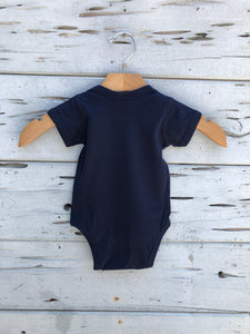 Beach Co. Onesie Navy
