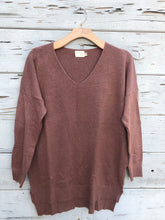 Dreamy Ultra Soft Sweater Fig