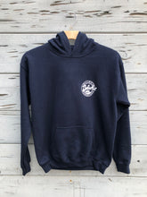 Youth Pullover Hoodie Navy