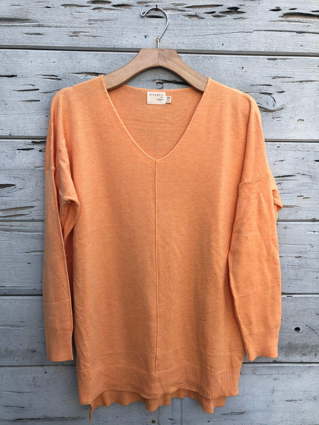 Dreamy Ultrasoft Sweater Tangerine