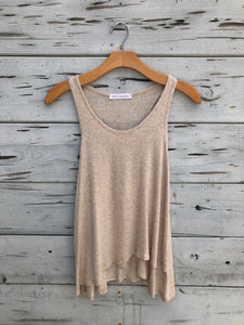 Best Selling Flowy Tank Oatmeal