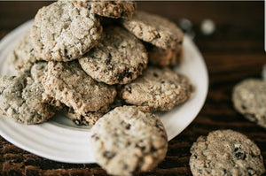 Coco'nut Cookies ~ Less Sugar