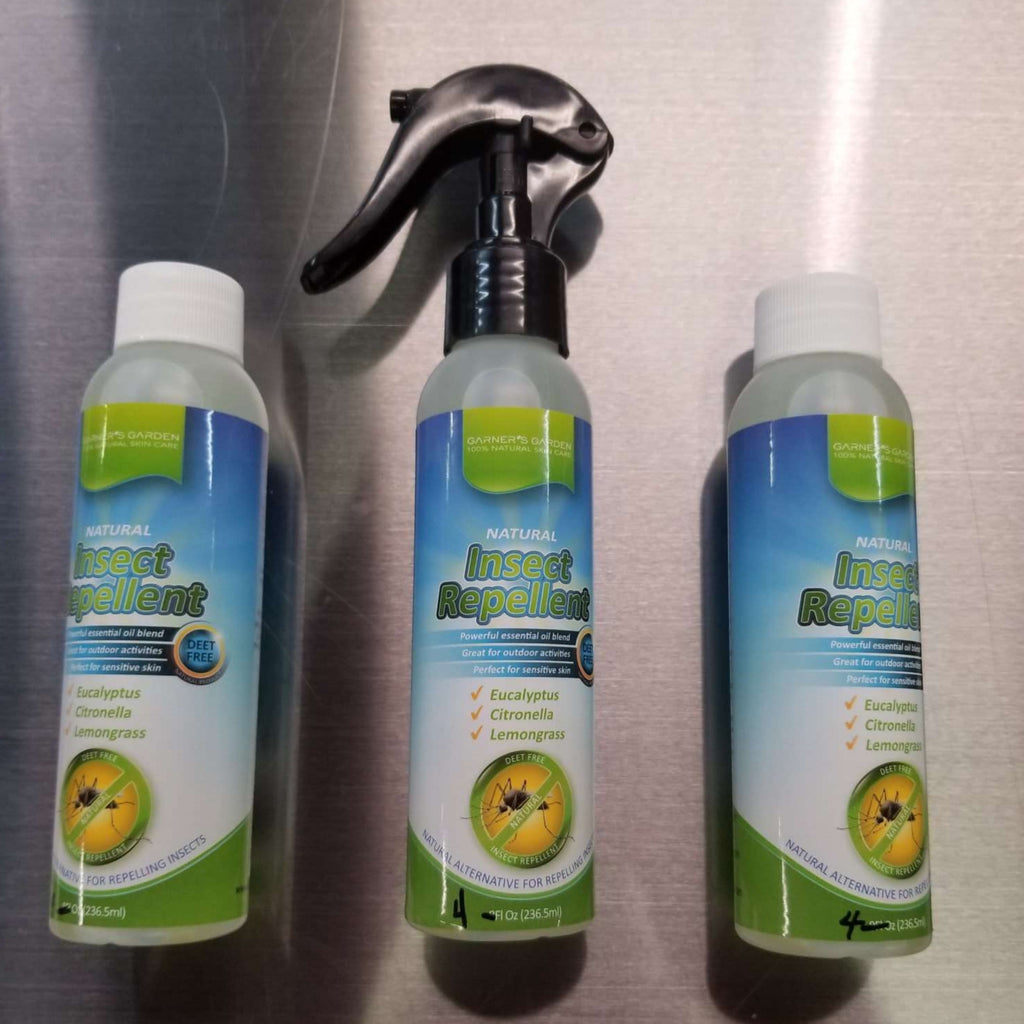 Clearance Natural Bug Spray - 4 oz