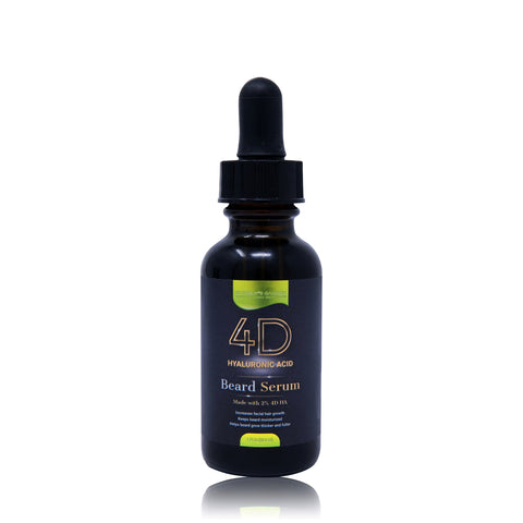 4D Hyaluronic Acid Beard Serum