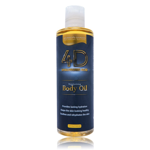 4D Hyaluronic Acid Body Oil