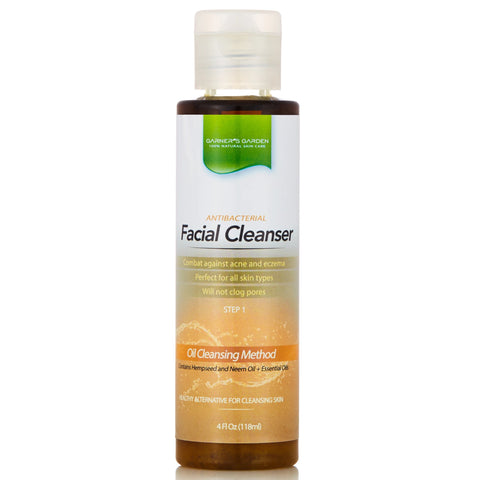 Antibacterial Facial Cleanser