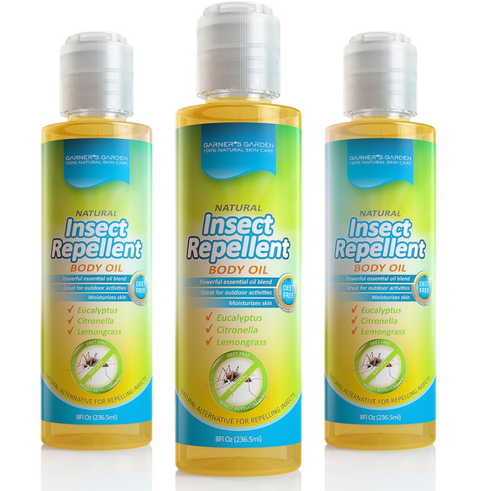 insect repellent body oil