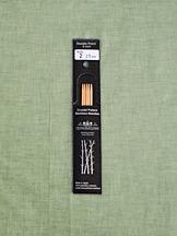 "Crystal Palace 6"" Bamboo Double Pointed Needles"
