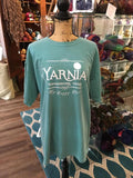 Yarnia T-Shirt:  My Happy Place - Blue