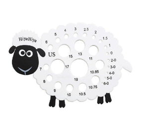 Hiya Sheep Needle Gauge