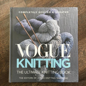 Vogue Knitting the Ultimate Knit Book