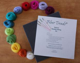 Deluxe Felting Kit