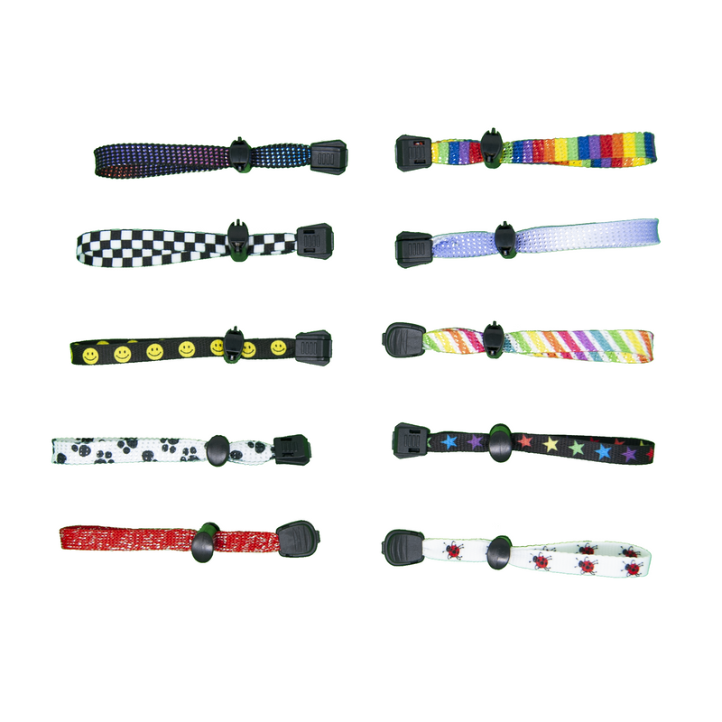 My Fave Cord Straps - Set of 10.  Keep your cords organized, and untangled.