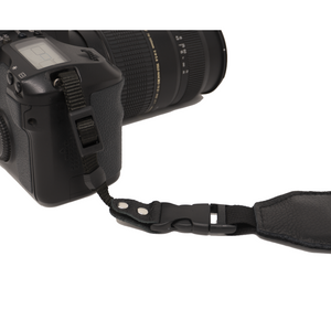 Camera Scarf Strap - Faded Lines